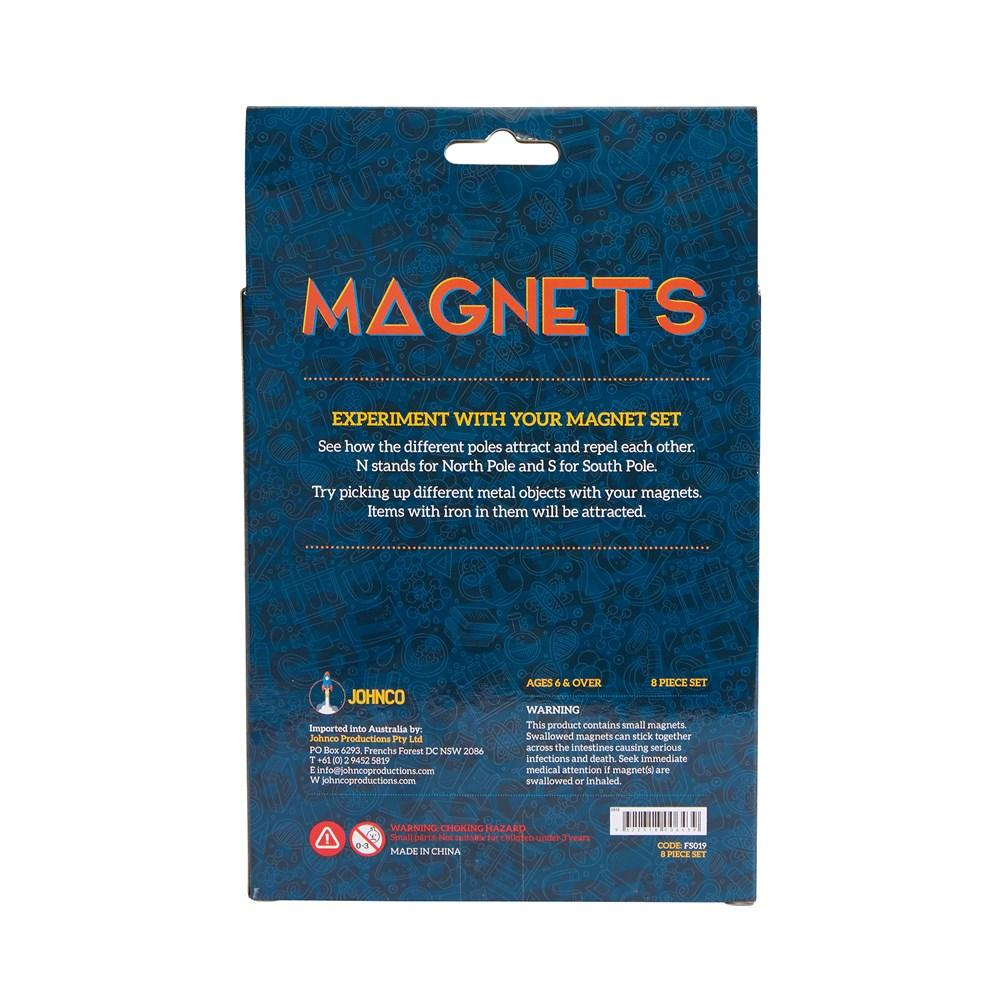 8-Piece Magnetic Set