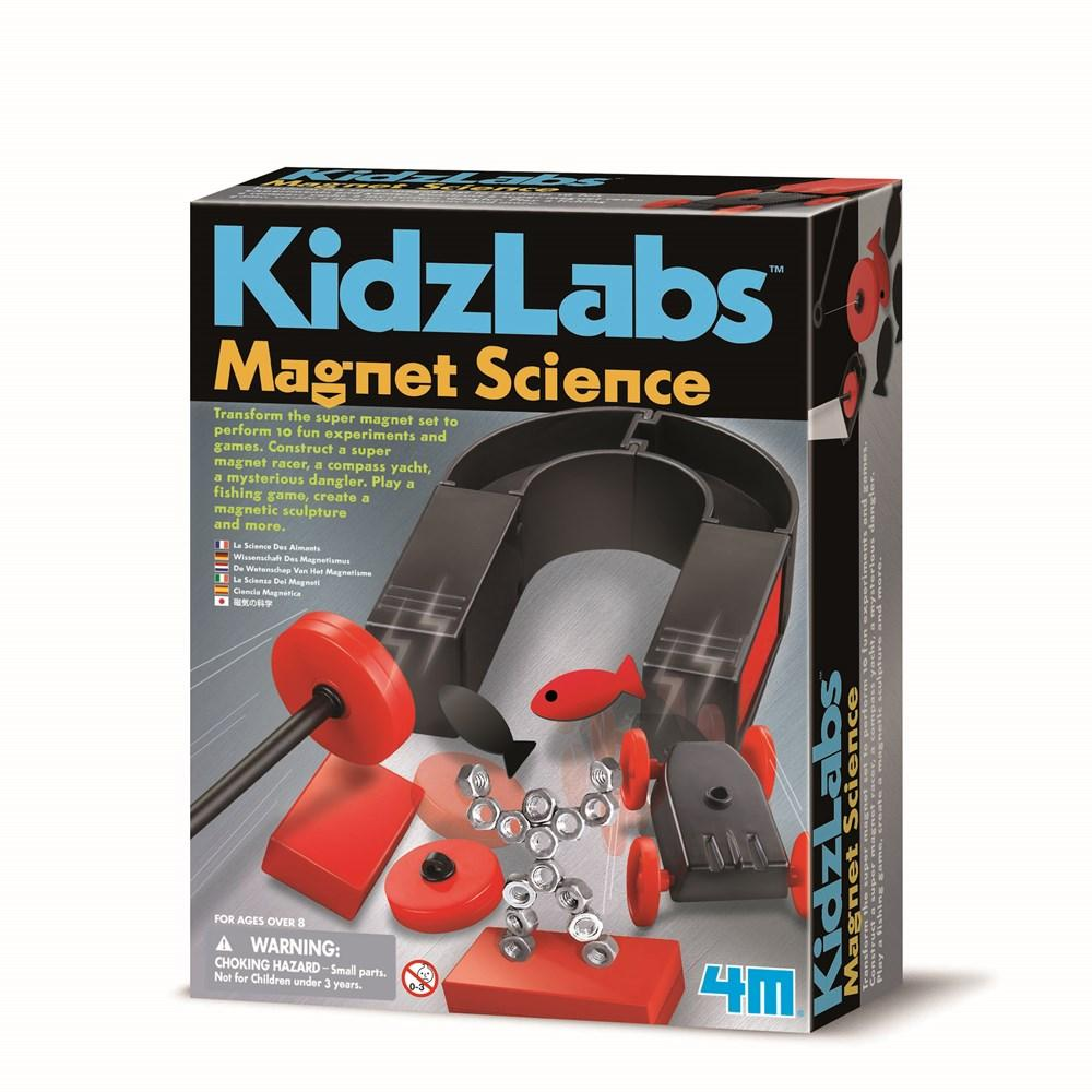 Kidzlabs - Magnet Science