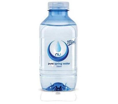 Pure Spring Mini Bottled Water