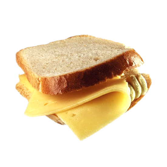 Cheese Sandwich - (GF Available)