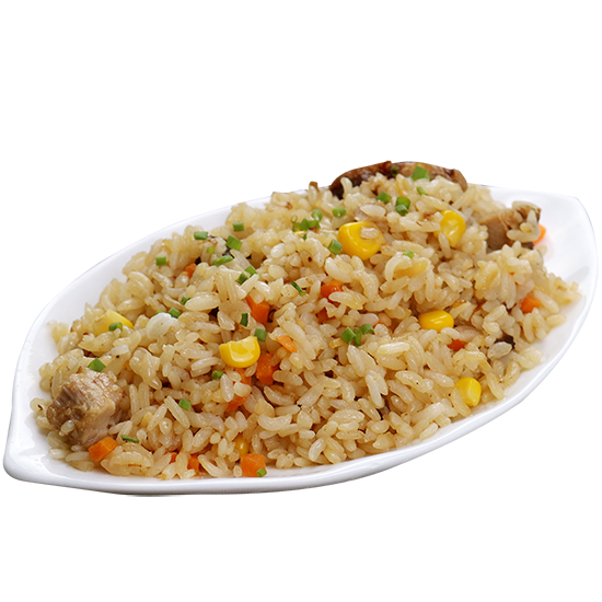Chicken Fried Rice (GF Available)