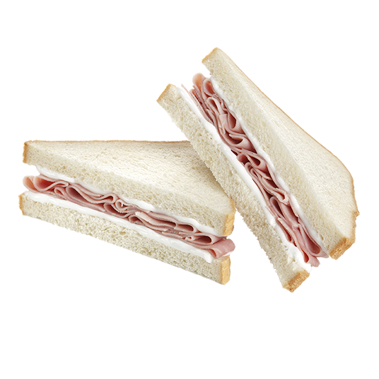 Ham Sandwich - (GF Available)