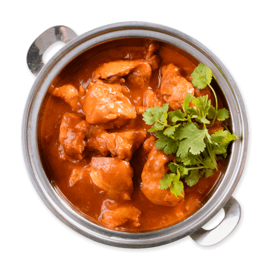 Mild Butter Chicken (GF Available)