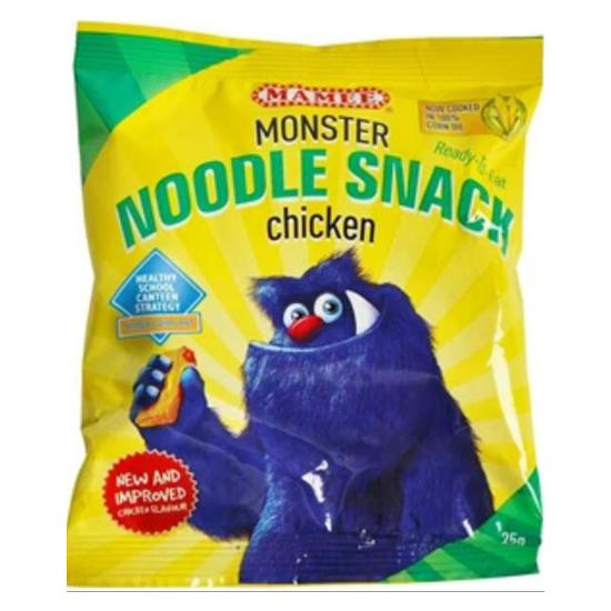 Mamee Noodle Snack (Chicken Flavour)