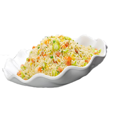 Vegetarian Fried Rice (GF Available)