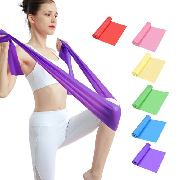 Rubber Yoga Elastic Band