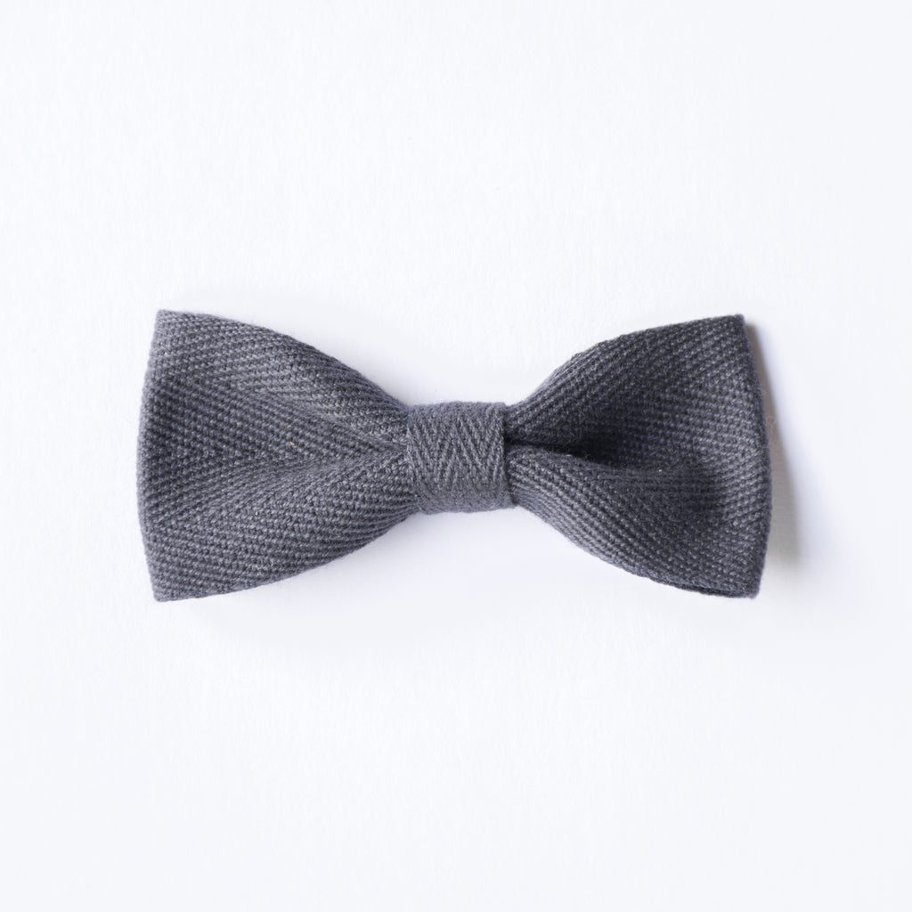 Milla bow - Navy