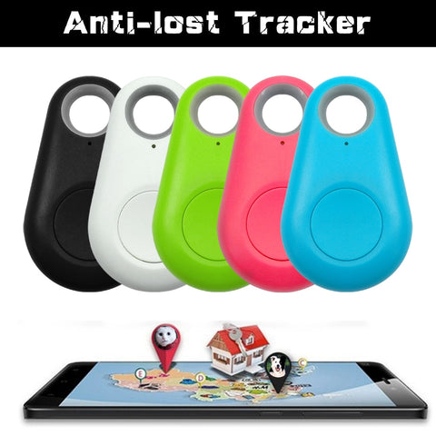 Pet Smart GPS Tracker Mini Anti-Lost Waterproof Bluetooth Locator Tracer For Pet Dog