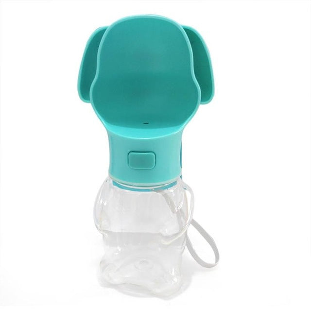 500ml Dogs Travel Water Feeder Travel Puppy Cat Drinking Bowl Outdoor Pet Water Dispenser Feeder Pet Product