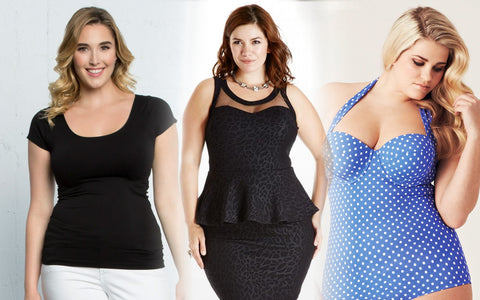 Ladies Plus Sizes