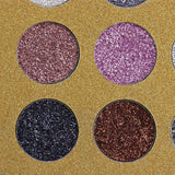 Glitter injection Eye shadow - 12 Colors - Free Shipping