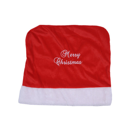 Christmas Chair Back Covers - Bright & Festive - Free Shipping