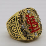 Men's World Championship Ring - 2006 St. Louis Cardinals - Free Shipping