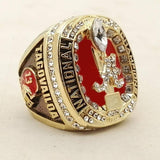 Unisex Alabama Crimson Tide National College Championship Ring - Free Shipping