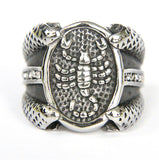 Men's Cool Style Biker New Arrival Scorpion Bikers Ring - Free Shipping
