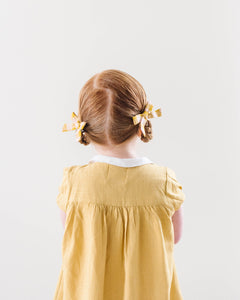 Banana Split Mini Schoolgirl Pigtail Set