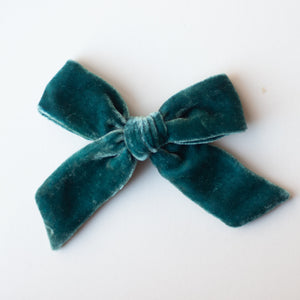 Evergreen Velvet Large Schoolgirl