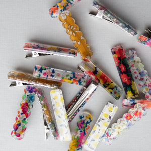 Liberty of London Floral Clip BAR Bundle