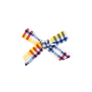 Primary Plaid Mini Schoolgirl