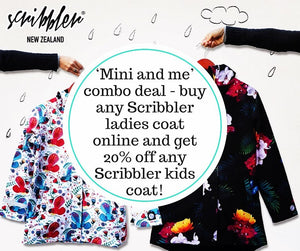 Scribbler mini and me combo deal
