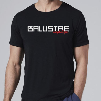 Ballistae Simple Black T