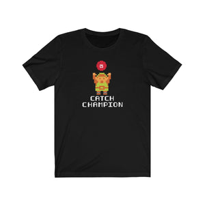 "Ballistae ""Catch Champion"" T-Shirt"