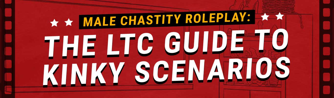 Chastity Roleplay Title Banner