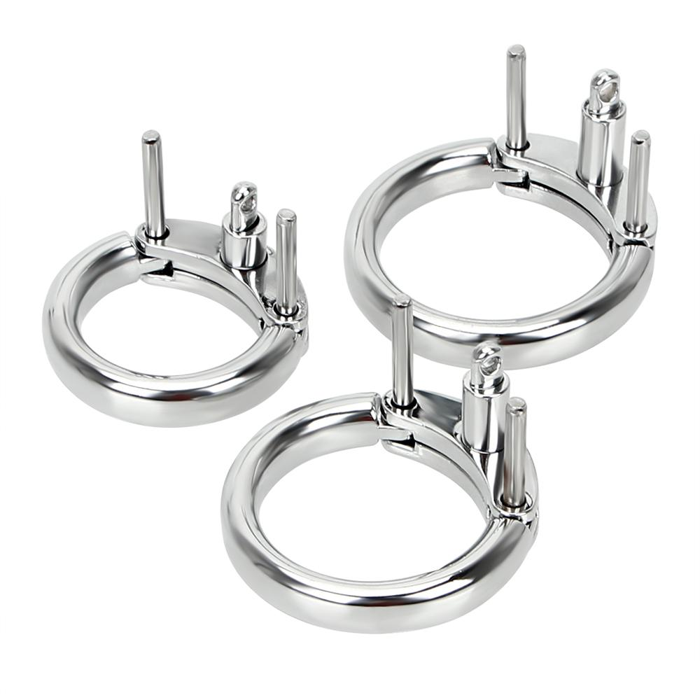 Accessory Ring for Pinned Prince(ss) Metal Cage