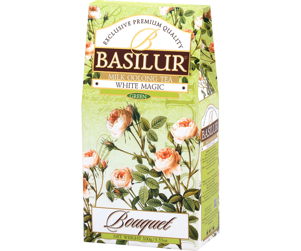 Bouquet Collecction - White Magic loose leaf tea