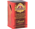 Specialty Classic Collection - English Breakfast foil envelopes