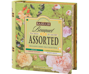 Tea Book Collection  - Bouquet Assorted