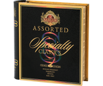 Tea Book Collection-  Specialty Classic Assorted