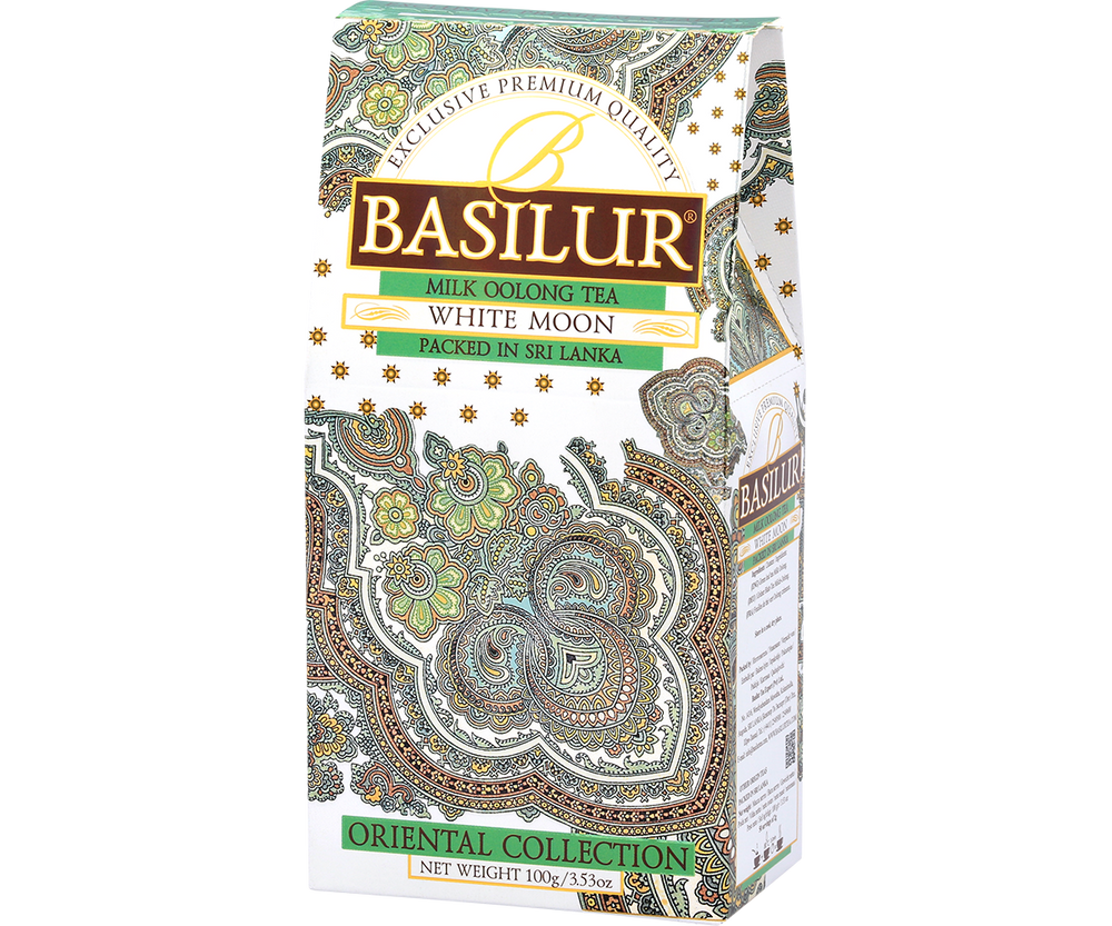 Oriental Collection - White Moon loose leaf tea