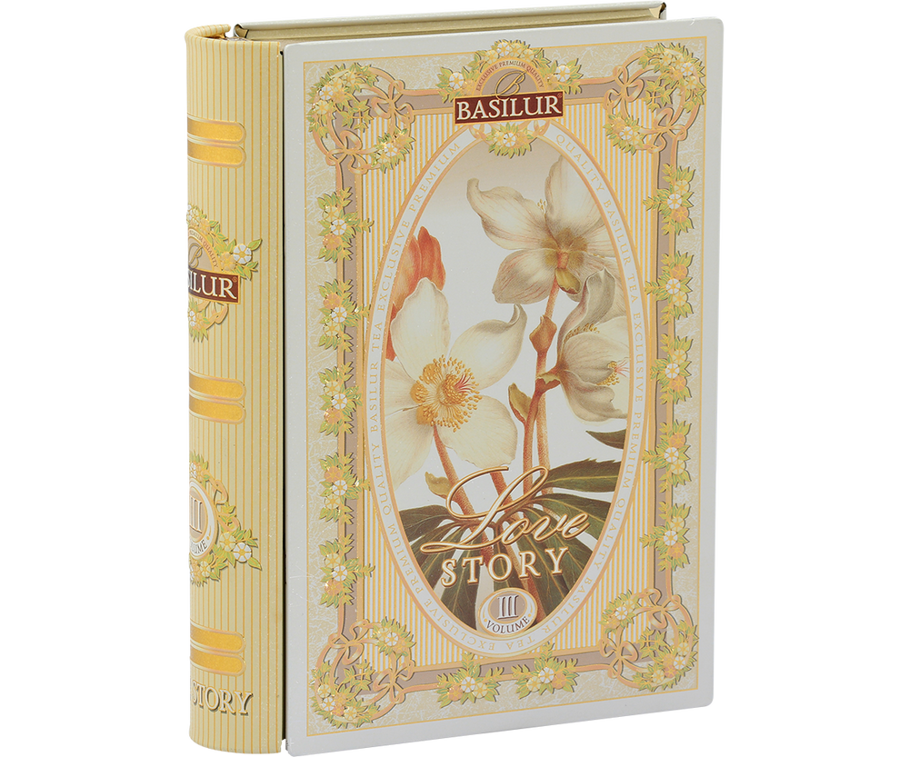 Tea Book Collection - Love Story Volume lll