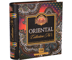 Tea Book Collection -  Oriental Assorted