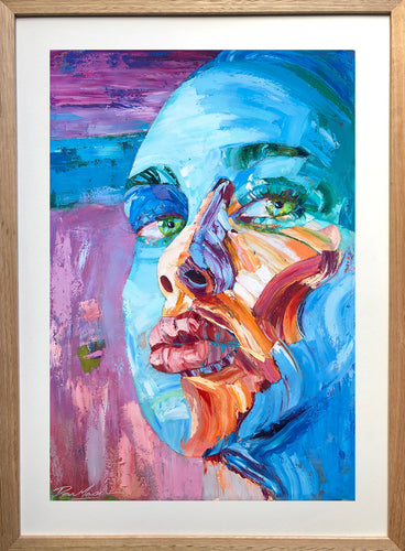 WOMAN by Dan Mason - Limited Edition of 25