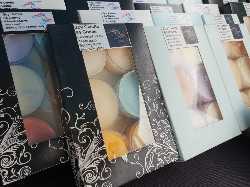 84g Tealight candle pack