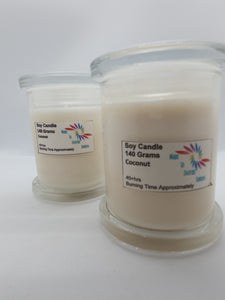 140g Soy Candle