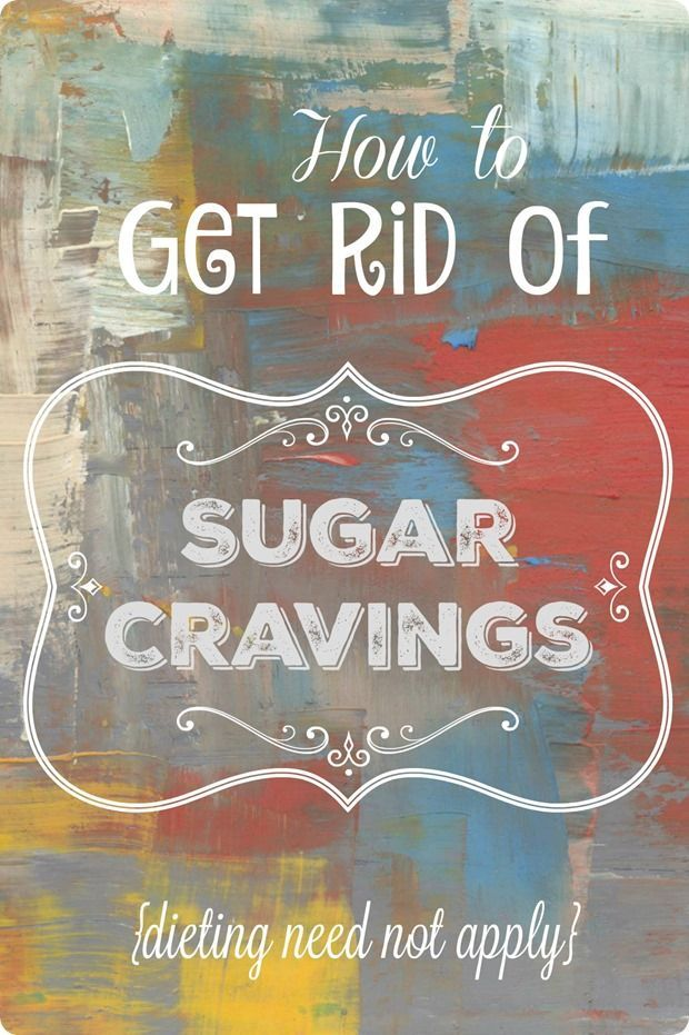 How To Get Rid Of Sugar
