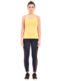 Zero Gravity Mesh Legging- Blue
