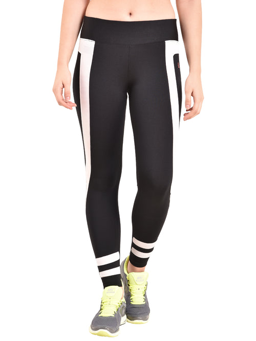 Xenia Twilight Legging- Black