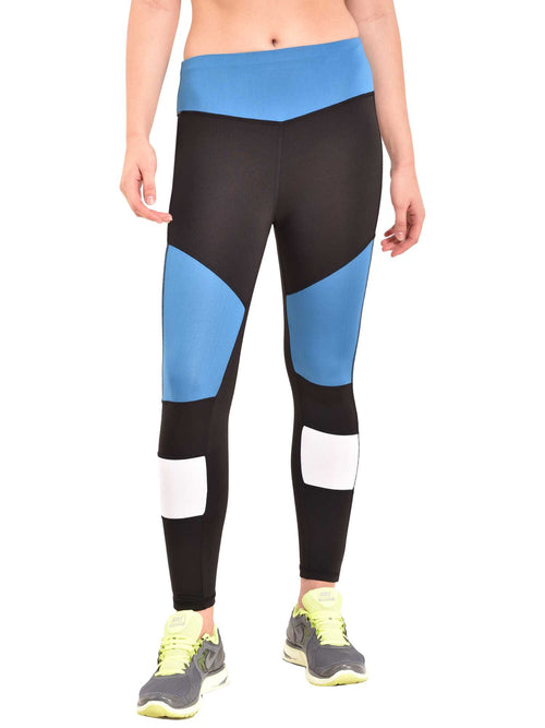 Blue Stride Leggings