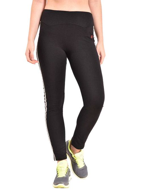 black go pant for girls