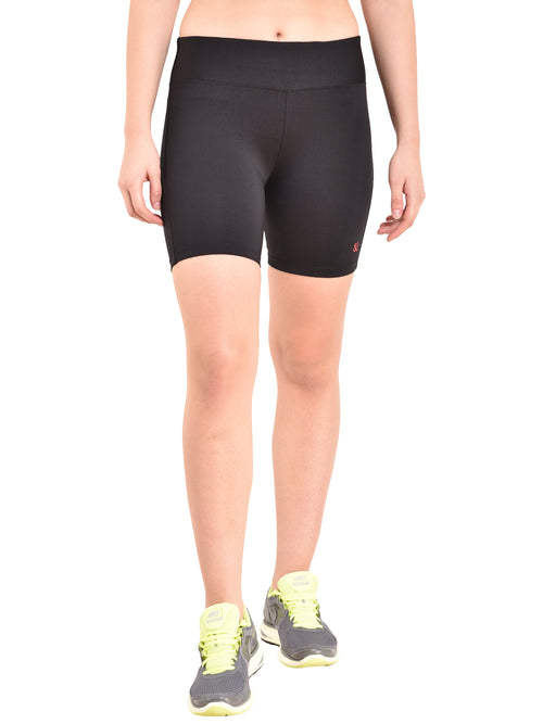 Tornado Cycling Shorts- Black