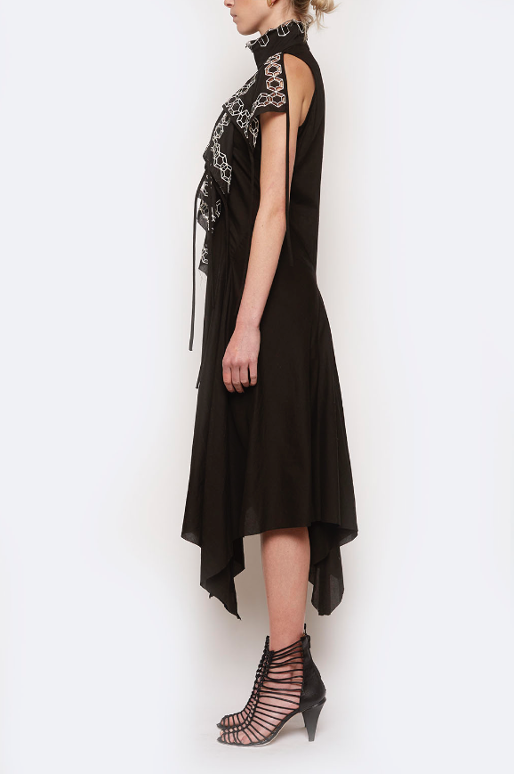 Forager Ruffle Dress