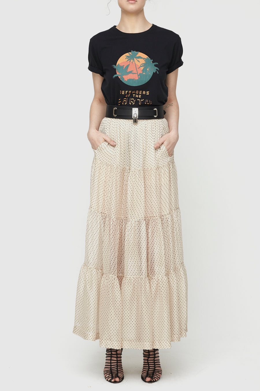Earth Layer Skirt
