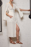 The Return Maxi Dress - White
