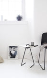 Side Table - White Top