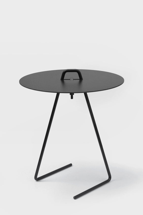 SIDE TABLE - BLACK TOP