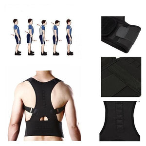 Magnetic Posture Corrector Support Belt - paint by numbers